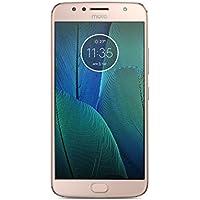 モトローラ SIM フリー スマートフォン Moto G5S Plus 4GB 32GB ブラッシュゴールド 国内正規代理店品 PA6V0087JP/A