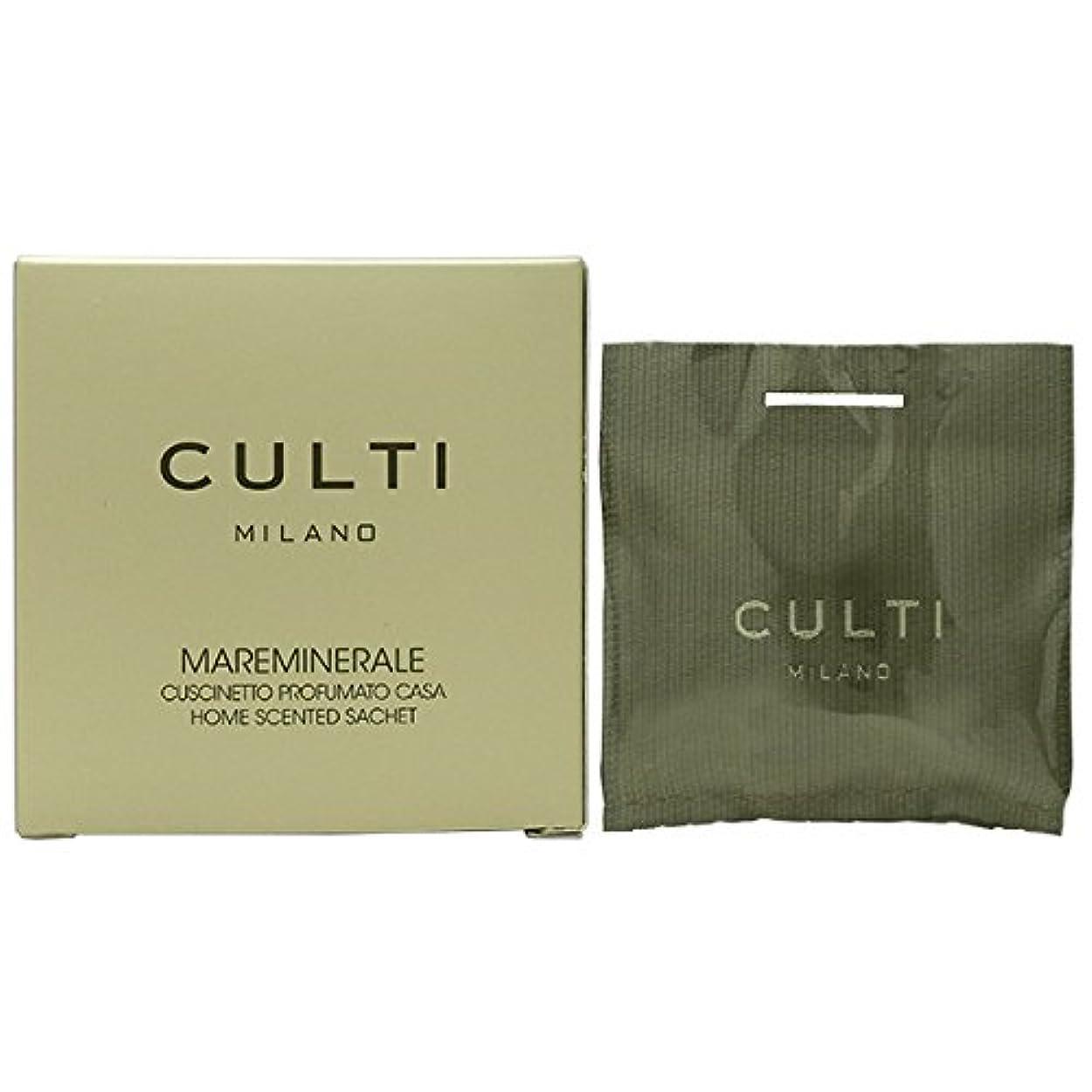 散逸テスピアンく【CULTI】クルティ ホームセンテッド サシェ MAREMINERALE 7×7cm [並行輸入品]