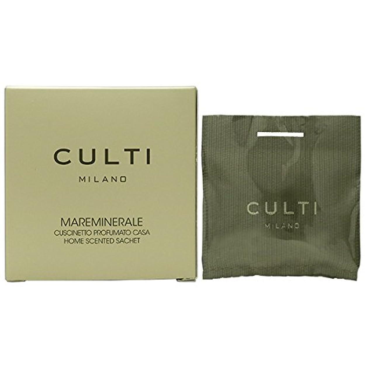 原油作り上げる爆発【CULTI】クルティ ホームセンテッド サシェ MAREMINERALE 7×7cm [並行輸入品]