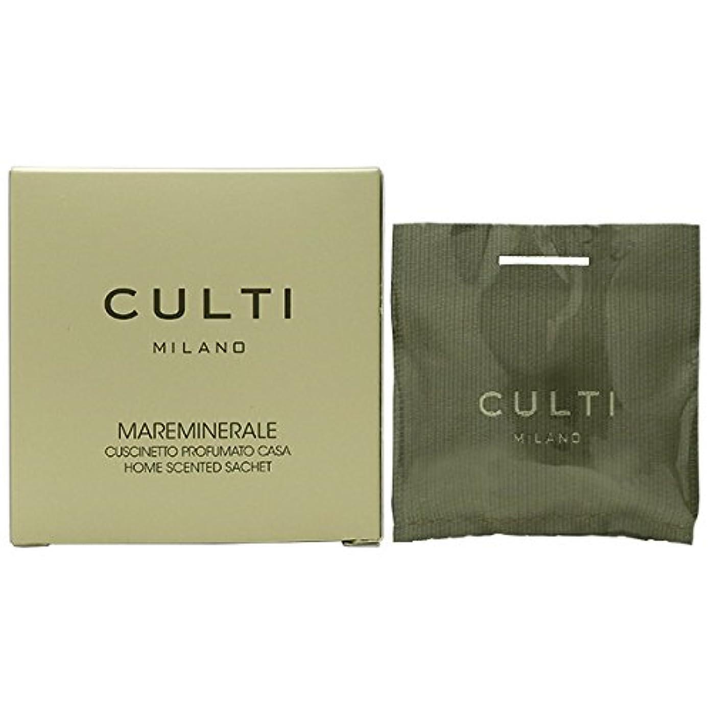 肌体系的にインシデント【CULTI】クルティ ホームセンテッド サシェ MAREMINERALE 7×7cm [並行輸入品]