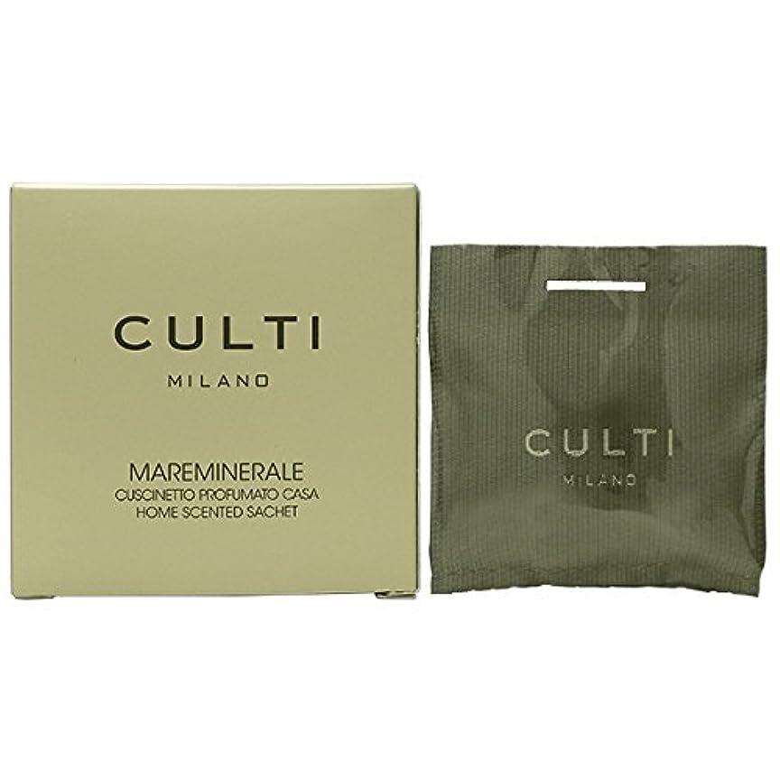 しかし留め金明日【CULTI】クルティ ホームセンテッド サシェ MAREMINERALE 7×7cm [並行輸入品]