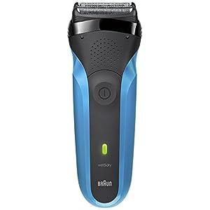 ブラウン シリーズ3 電気シェーバー 3枚刃 お風呂剃り可電動髭剃り 310s