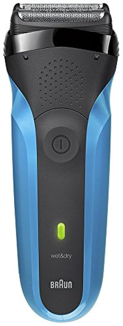 離すドリンク急ぐブラウン メンズ電気シェーバー シリーズ3 310s 3枚刃 水洗い/お風呂剃り可