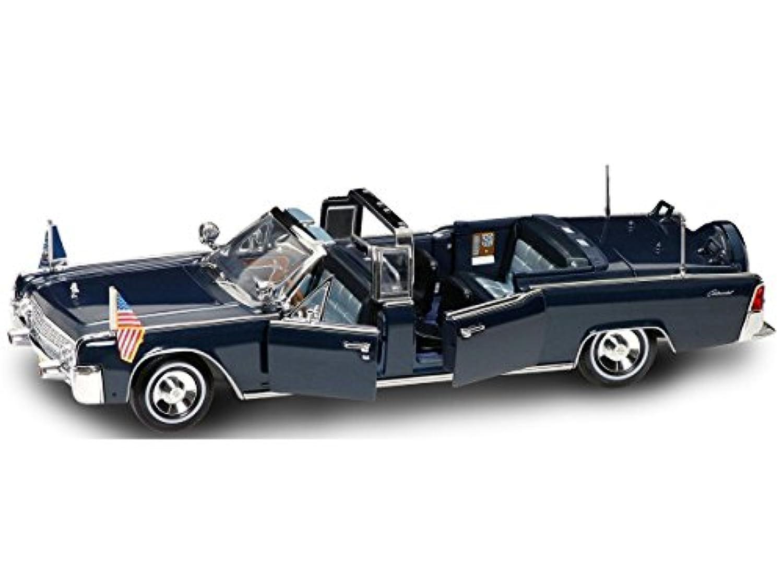 ミニカー リンカーン X-100 リムジン ケネディ 1961年 アメリカ 大統領 グッズ 模型 フィギュア ミニチュア インテリア ディスプレイ