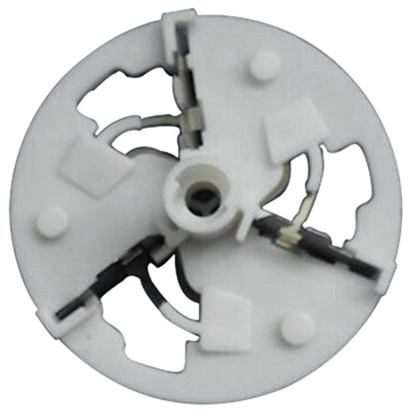 手のひら鈍い圧力Juleyaing 3x リントリムーバーブレード ファブリック シェーバー 置換 for Panasonic ER857 ER857P ER846