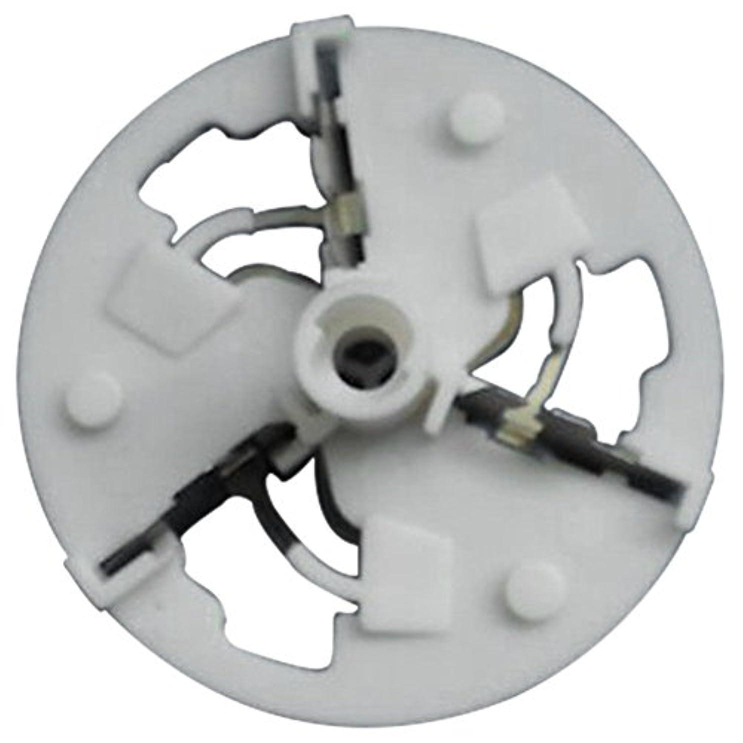 近似麻痺させる摘むDeylaying 3x リントリムーバーブレード ファブリック シェーバー 置換 for Panasonic ER857 ER857P ER846