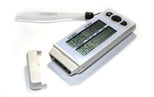 ホーリック(HORIC) 美チェッカーPocco 皮下脂肪測定器 携帯型 パールホワイト BI-POC017WH