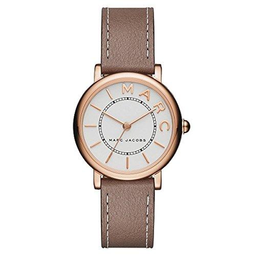 [マークジェイコブス]MARC JACOBS ロキシー ローズゴールド ブラウンベージュレザー MJ1538 腕時計 [並行輸入品]