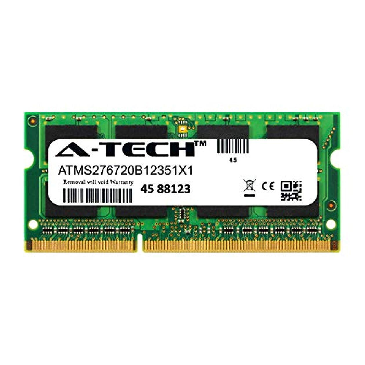会計制約A-Tech 8GB モジュール レノボ IdeaCentre 310S-08IAP ノートパソコン & ノートブック 互換 DDR3/DDR3L PC3-12800 1600Mhz メモリ RAM (ATMS276720B12351X1)