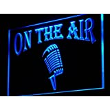 ADV PRO j103-b On The Air Microphone Display New Light Sign