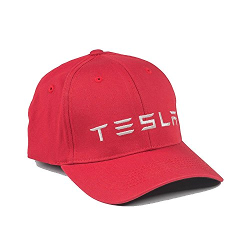 Tesla Motors Wordmark Fitted Hat (L/XL...
