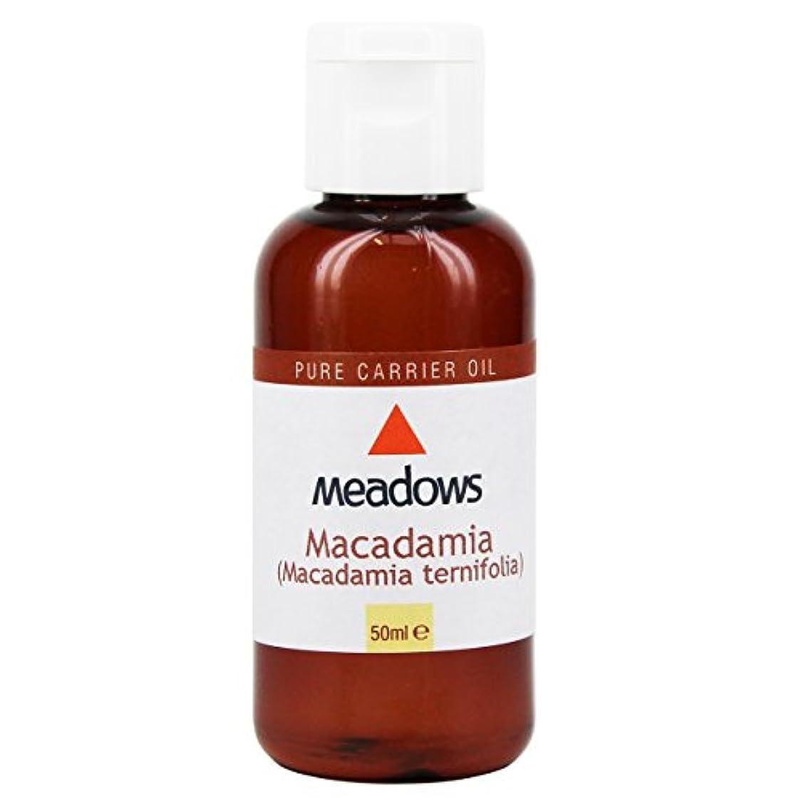 アカデミック専門化するお香メドウズ キャリアオイル マカダミアナッツオイル 50ml