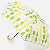 FROGLET 折りたたみ傘(ナチュラルパターン) レディス 【グリーン/50cm】