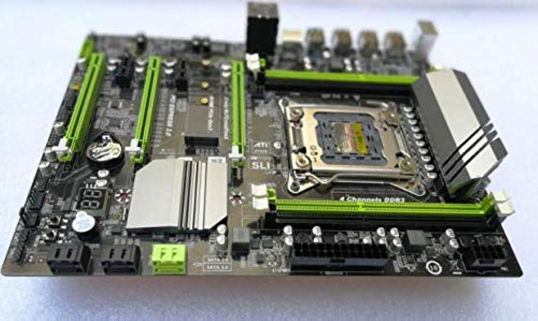 高層ビル調整ピケMFU Intel X79-B75 2011 Pin XEON E5-2620/2640/2640L/2650L/2670/2665/2680/ECC メモリマザーボード
