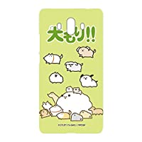 STUDY優作 Huawei Mate 10 ALP-L29 ケース クリア ハード プリント 犬もり! ! A (sy-011) スリム 薄型 WN-LC398740