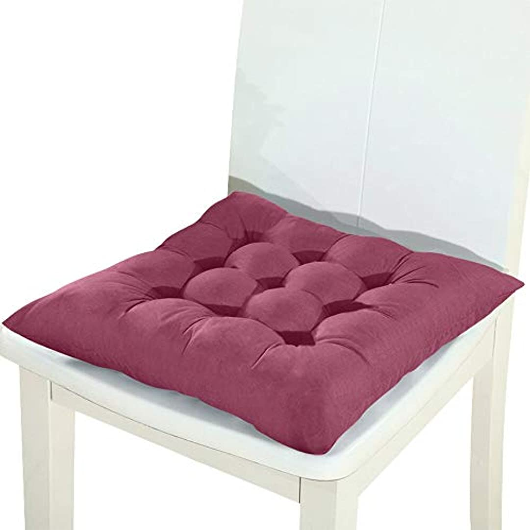 動的かる眩惑するLIFE 1/2/4 個冬オフィスバー椅子バックシートクッションシートクッションパッドソファ枕臀部椅子クッション 37 × 37 センチメートル クッション 椅子