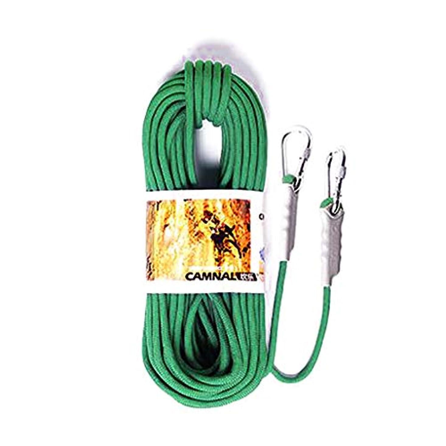 コンパニオン気づかないチャートKTYXDE クライミングロープキャンプ/クライミング/クライミング/ダイビングウェア径6/8 / 9.5 / 12mm長さは10/20/30/40/50 / 100mマルチカラーオプション クライミングロープ (Color : F, Size : 12MM 10M)