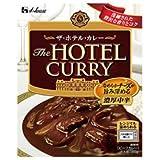 ハウス食品 ザ・ホテル・カレー 濃厚中辛 180g×30箱入