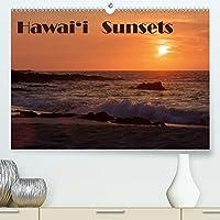 Hawai'i Sunsets / CH-Version(Premium, hochwertiger DIN A2 Wandkalender 2020, Kunstdruck in Hochglanz): Sunsets auf den vier Hauptinseln Hawaiis (Monatskalender, 14 Seiten )