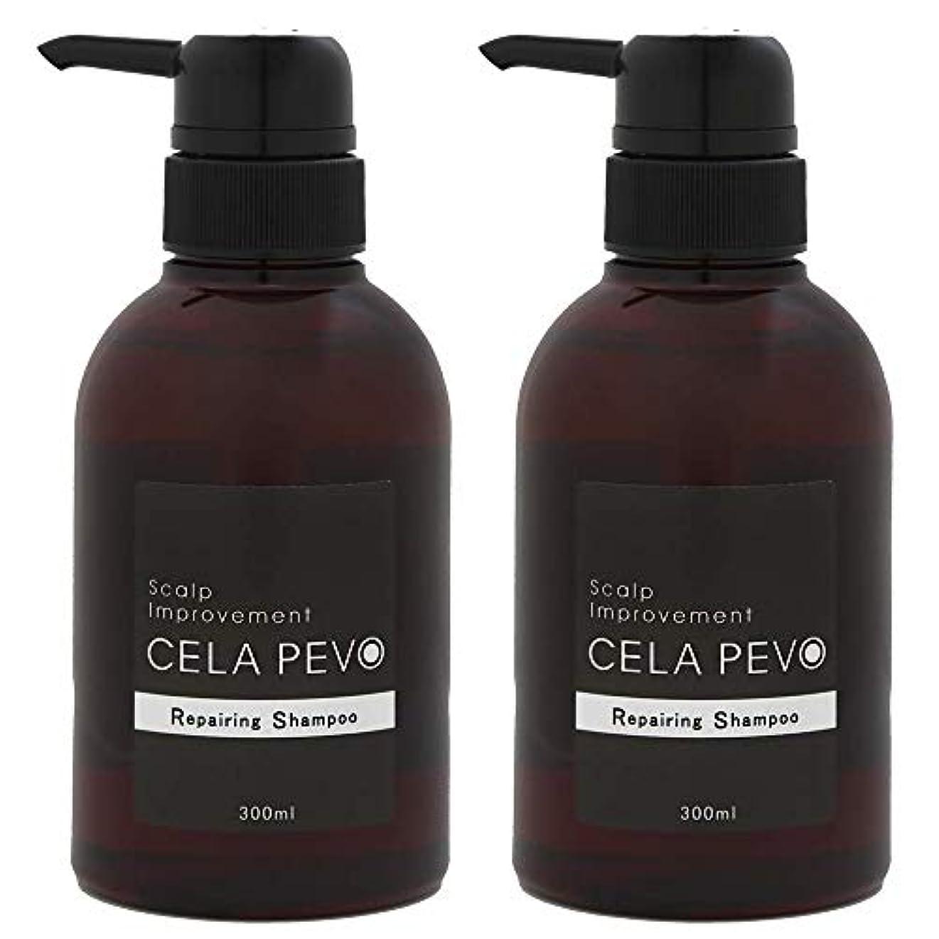 本質的ではない正直長いです【CELA PEVO】メンズ育毛 セラペヴォ シャンプー2本(ヘマチン高配合?アミノ酸系?育毛シャンプー)頭皮のかゆみ抜け毛に!