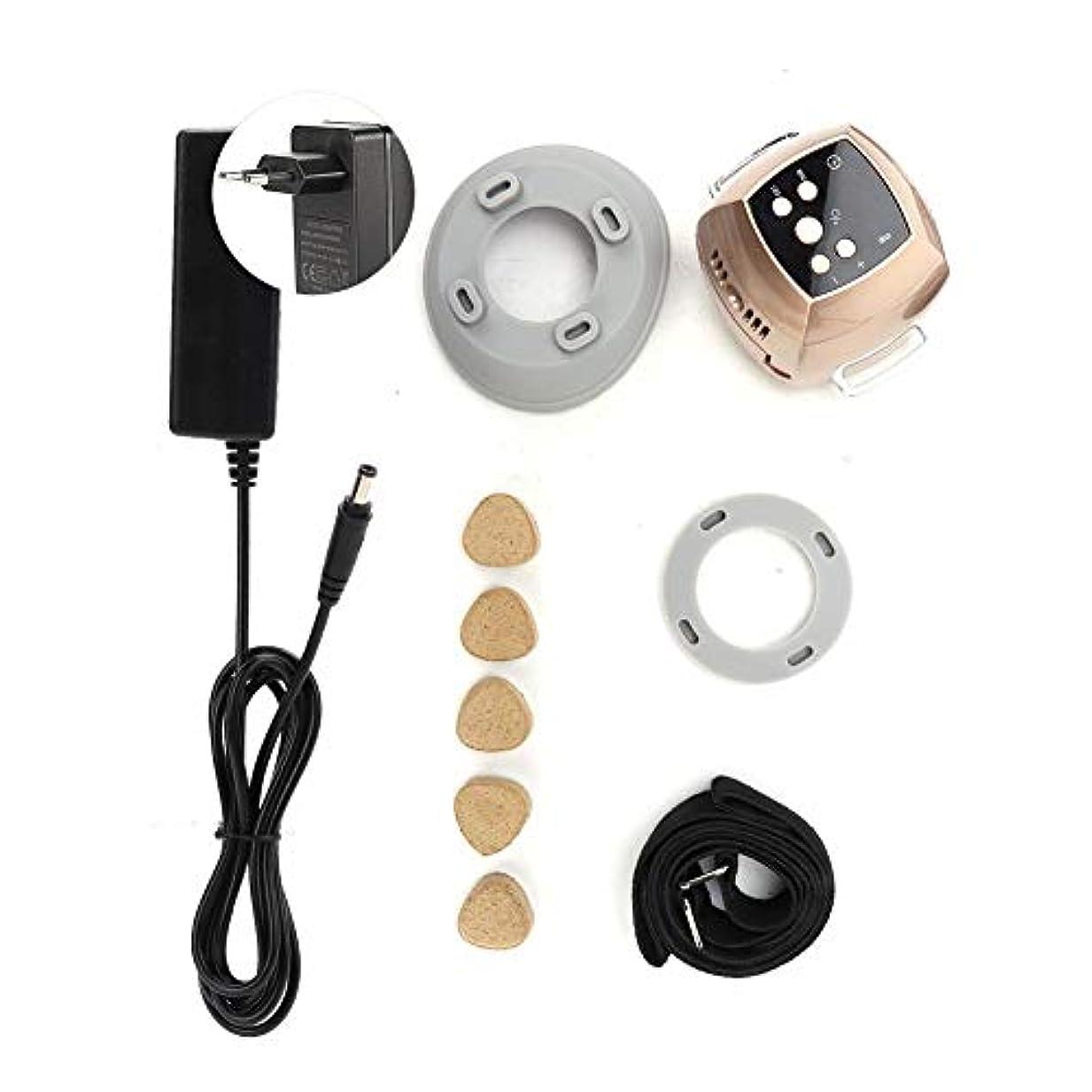 無数の過半数余韻頸部肩ウエスト筋肉リラクゼーション、調節可能な灸電気マッサージのための熱ディープティッシュマッサージ付き加熱ネック電気マッサージ(#2)
