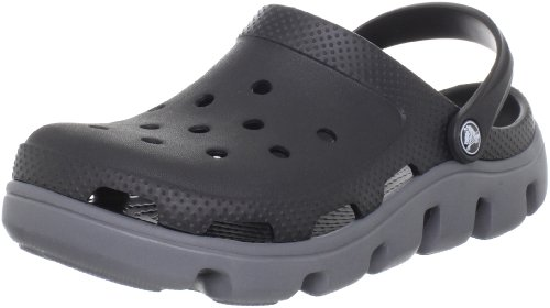 [クロックス] crocs Duet Sport Clog11991-070-250 black/charcoal(black/charcoal/M9/W11)