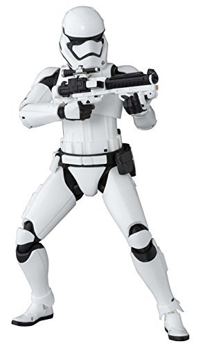 S.H. Figuarts Star Wars first-order Storm Trooper about 150mm ABS & PVC painted action figure