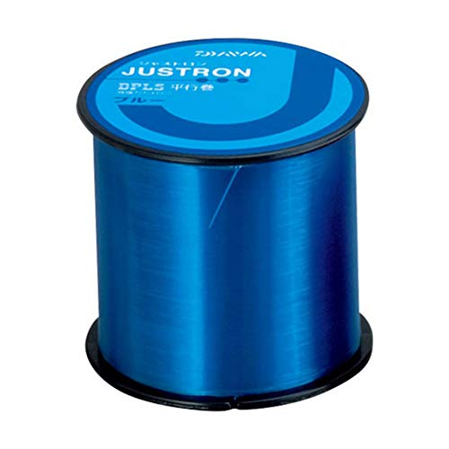 ダイワ(Daiwa) ナイロンライン ジャストロン DPLS 500m 3号 ブルー