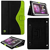 Soho耐久性ナイロンStanding Folio Case for Acer Aspire Switch 10sw5タブレット 10in オレンジ