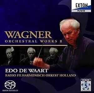 ワーグナー:管弦楽作品集II