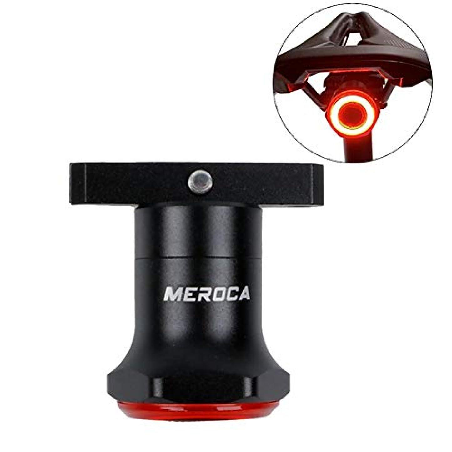 劇作家ドロー変形自転車テールライト高視認性超高輝度USB充電式LEDマウンテンバイクバックライトロードナイトライディングテールライト