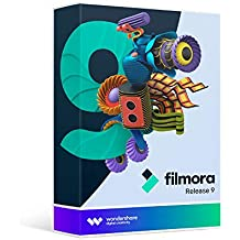 Wondershare Filmora9 (Win版) Empower your imagination 全てのクリエーター達へ、次世代動画編集ソフト 永久ライセンス 動画編集 ビデオ編集 DVD作成ソフト 写真編集 MP4変換 PIP機能付 YouTubeやFacebook公開可|ワンダーシェアー