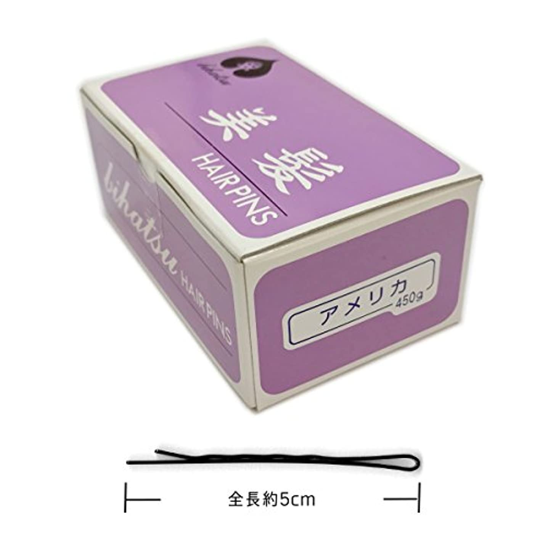 あたたかい快い折ヒラヤマ ビハツ アメリカ (美髪) 450g約520本入り