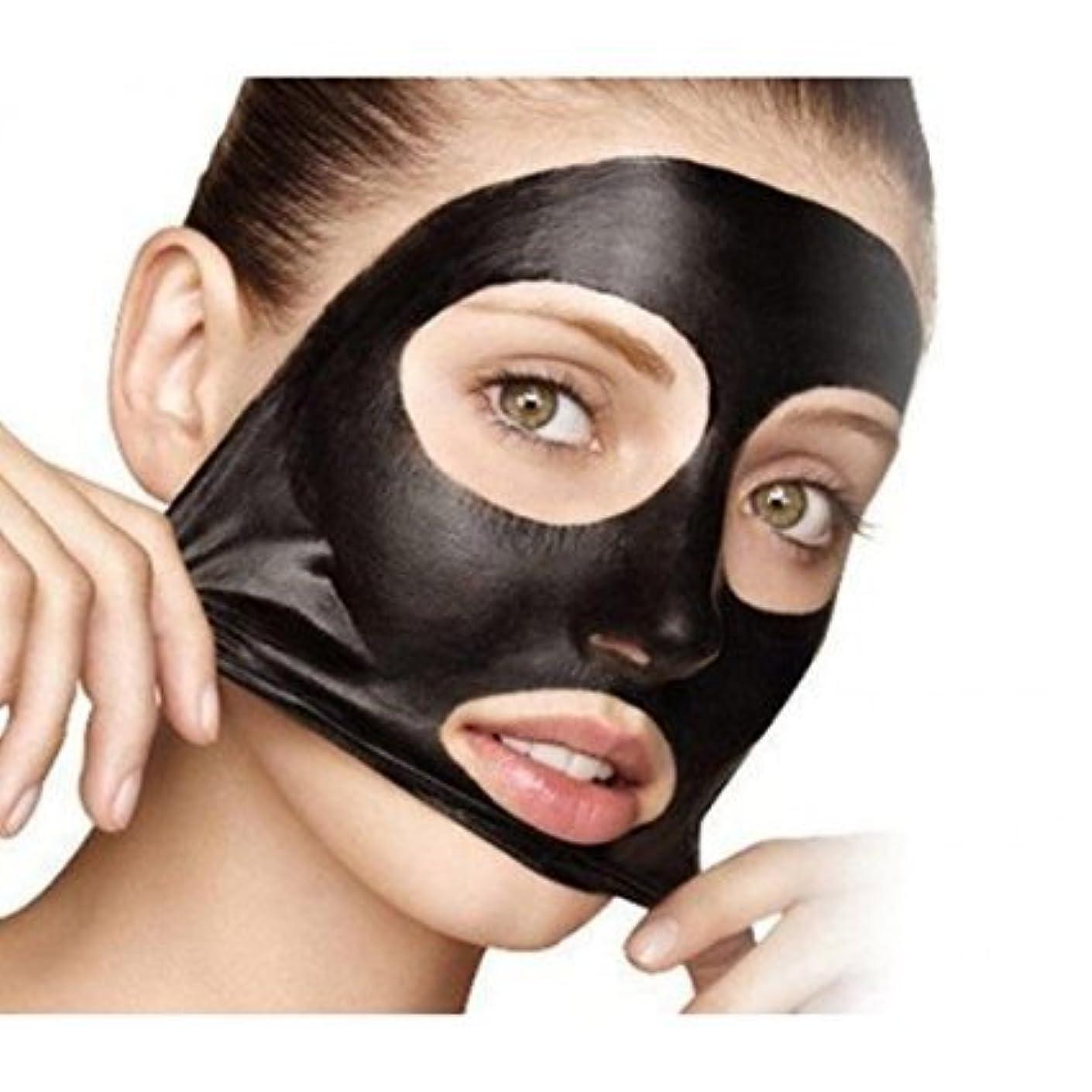 霧アナウンサー達成5×ミネラルマッドノーズポアクレンジングブラックヘッド除去マスク
