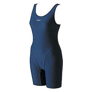 FOOTMARK(フットマーク) レディース フィットネス スクール水着 ワンピース スクールフィットネススーツ 101520 ネイビー(08) 150