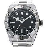 チュードル ヘリテージ ブラックベイ 79730 ブラック文字盤 メンズ 腕時計 新品 [並行輸入品]