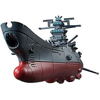 コスモフリートスペシャル 宇宙戦艦ヤマト2202 宇宙戦艦ヤマト アステロイドリング付き 約160mm ABS製 塗装済み完成品フィギュア