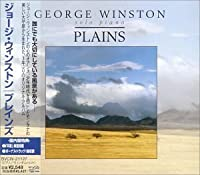 Plains by George Winston (1999-09-22)