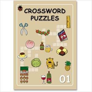 Tom's World  クロスワード ブック01 (小学校英語で英語ノートに基づく教材としてピッタリ)