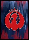 マジック:ザ・ギャザリング プレイヤーズカードスリーブ 『ラヴニカのギルド』 《イゼット団》 (MTGS-056)