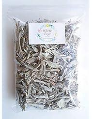 ホワイトセージ 無農薬 浄化用 100g オーガニック カルフォルニア産 直輸入 お部屋 パワーストーン (アウトレット)