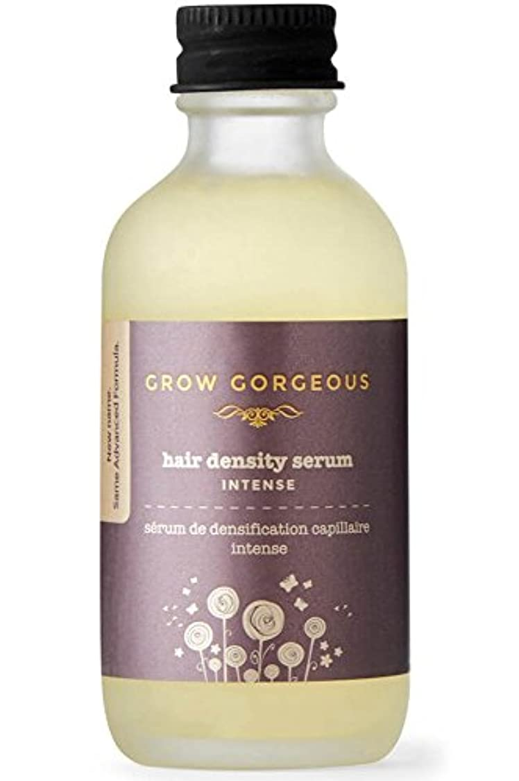 休戦プライバシー喜んでGrow Gorgeous Hair Growth Serum Intense 60ml/2oz
