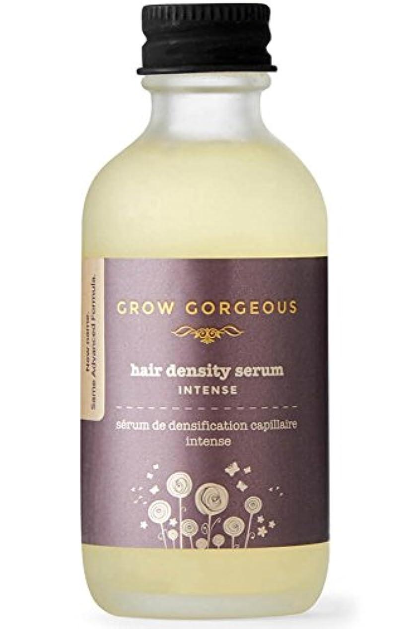 作ります下パネルGrow Gorgeous Hair Growth Serum Intense 60ml/2oz