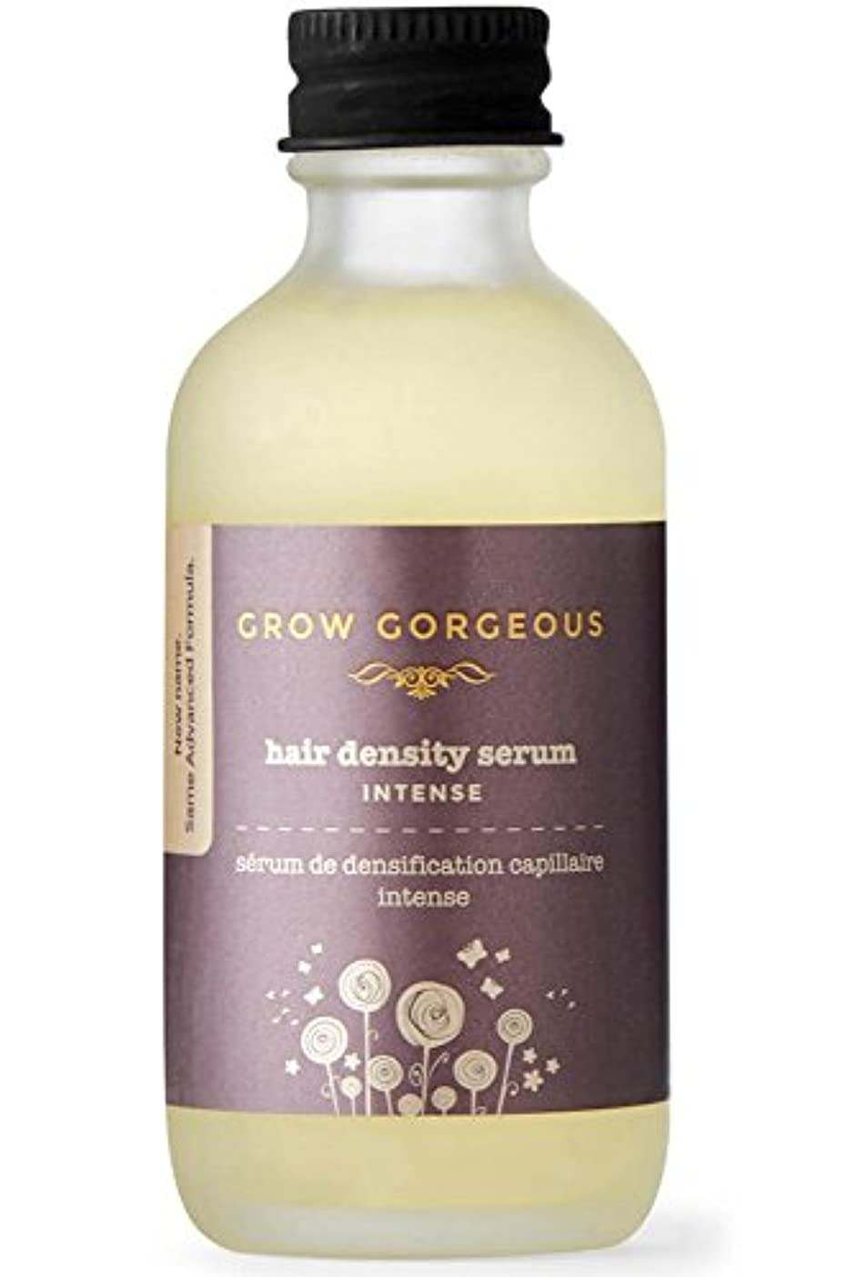ベアリングドラム甘美なGrow Gorgeous Hair Growth Serum Intense 60ml/2oz