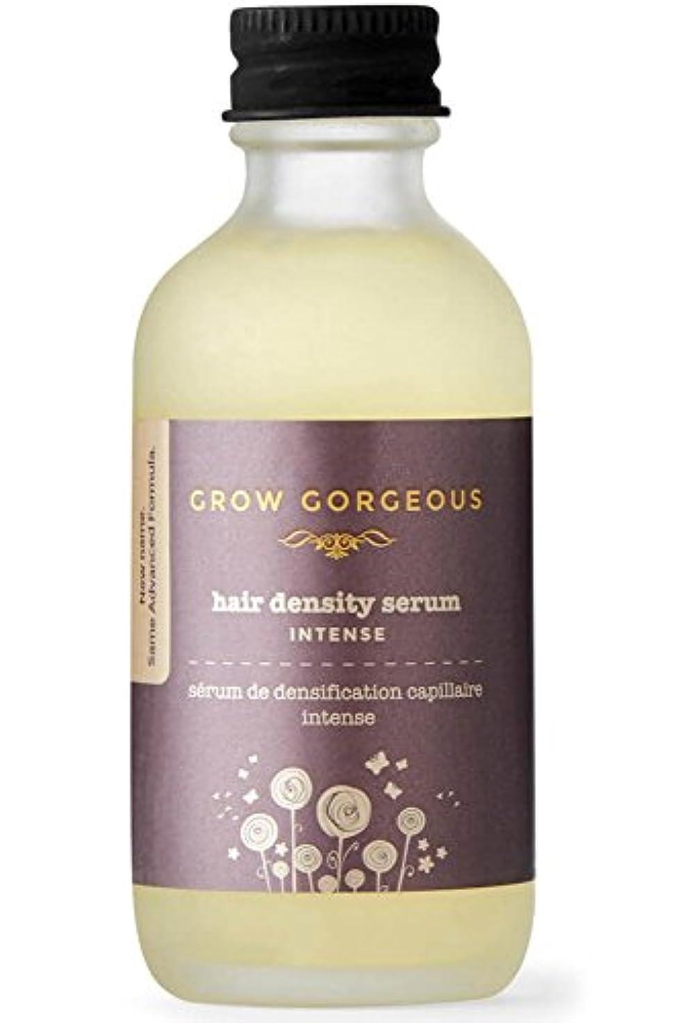 散髪ケイ素事前にGrow Gorgeous Hair Growth Serum Intense 60ml/2oz