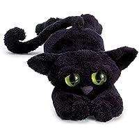 Manhattan Toy Lanky Cats Ziggy–ブラック 104140