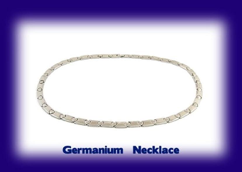 保護ストローク茎211粒 メンズ&レディース ゲルマニウム ネックレス チタン製 HW-2