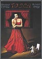 ポスター ラファル オルビンスキ Tosca 額装品 アルミ製ベーシックフレーム(ブラック)