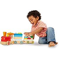 Imaginarium Wooden Stacking Train by Toys R Us