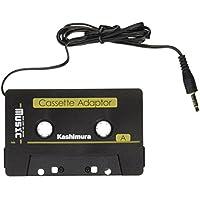 カシムラ アダプター カセットアダプター (φ3.5) KD-80